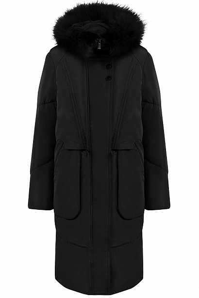 Пальто женское, Модель W19-12044, Фото №6
