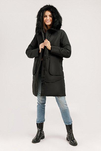 Пальто женское, Модель W19-12044, Фото №2