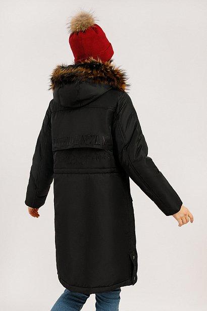 Пальто женское, Модель W19-12045, Фото №4