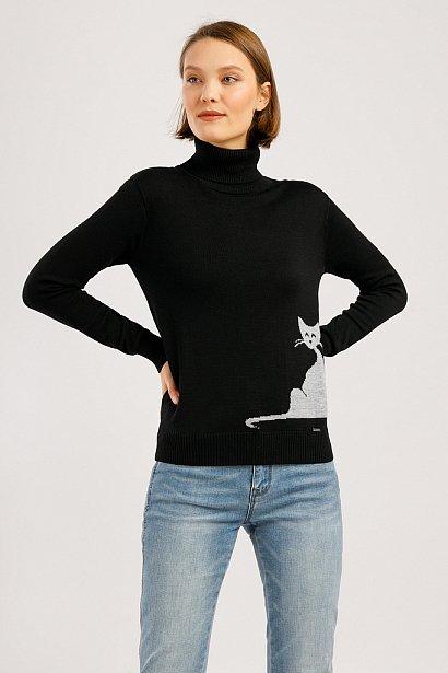 Джемпер женский, Модель W19-12118, Фото №1