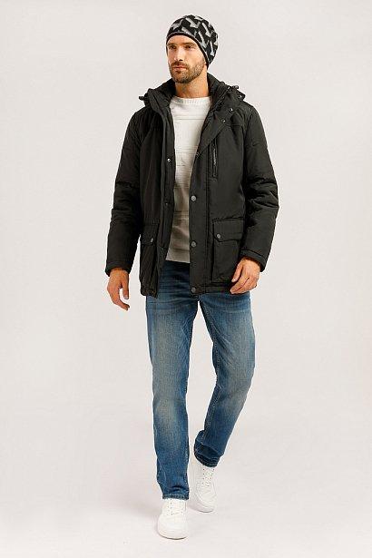 Куртка мужская, Модель W19-21013, Фото №2