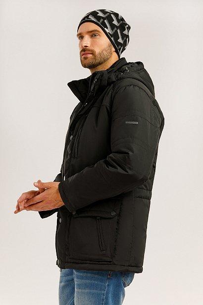 Куртка мужская, Модель W19-21013, Фото №3