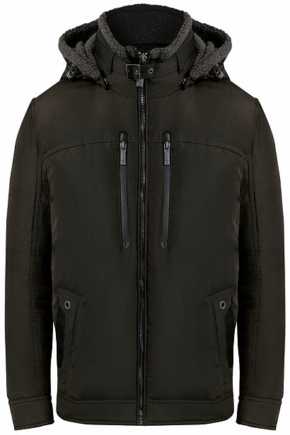 Куртка мужская, Модель W19-22002, Фото №6