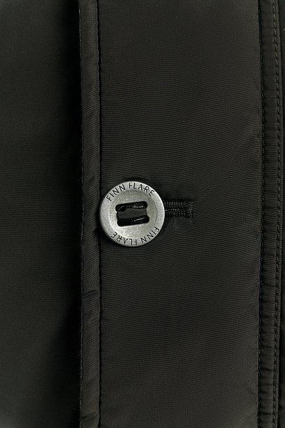 Полупальто мужское, Модель W19-22010F, Фото №5