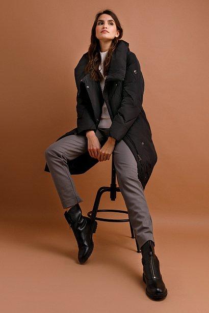 Пальто женское, Модель W19-32007, Фото №1