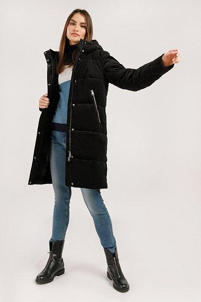 Пальто женское, Модель W19-32027, Фото №2