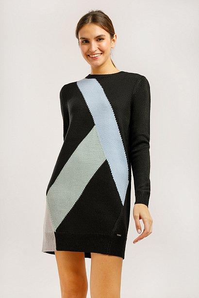 Платье женское, Модель W19-32107, Фото №1