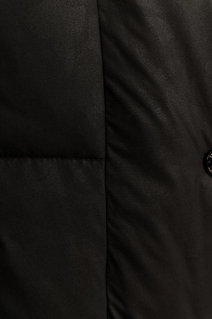 Пальто женское, Модель W19-11015, Фото №5