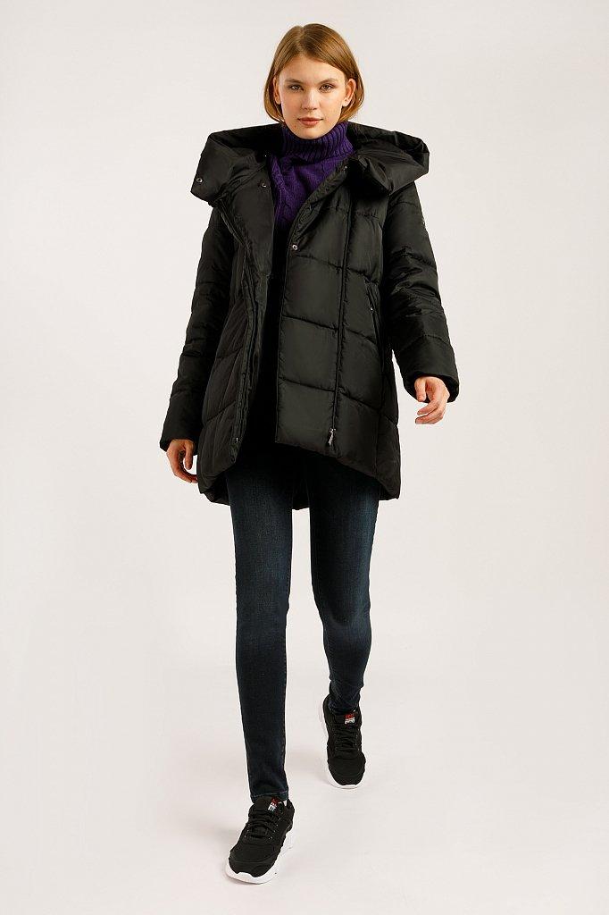 Куртка женская, Модель W19-11019, Фото №2