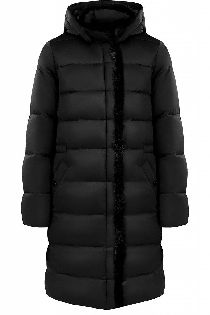 Пальто женское, Модель W19-11033, Фото №6