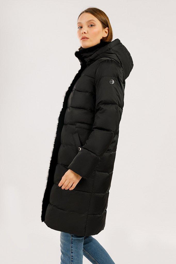 Пальто женское, Модель W19-11033, Фото №3