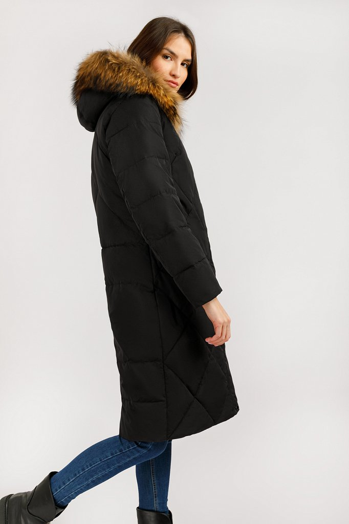 Пальто женское, Модель W19-12000, Фото №1