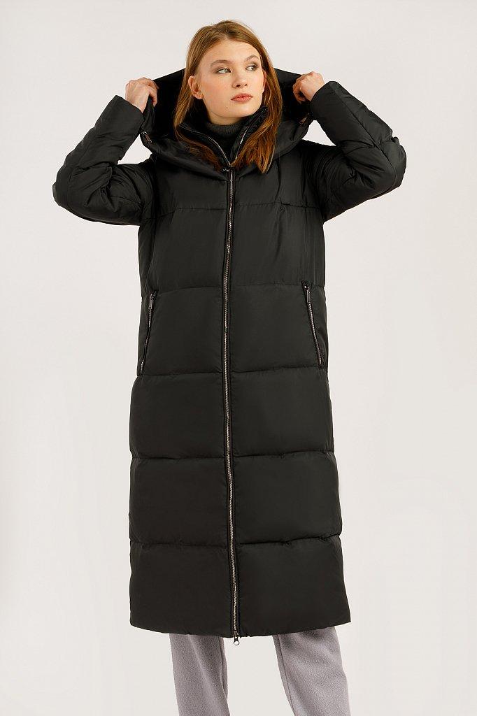 Пальто женское, Модель W19-12003, Фото №1