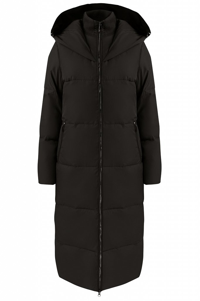 Пальто женское, Модель W19-12003, Фото №7