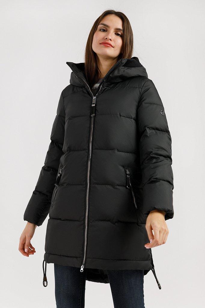 Пальто женское, Модель W19-12004, Фото №1