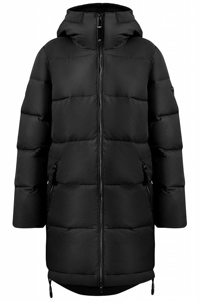 Пальто женское, Модель W19-12004, Фото №6