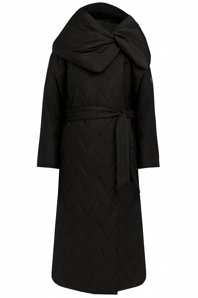 Пальто женское, Модель W19-12018, Фото №7