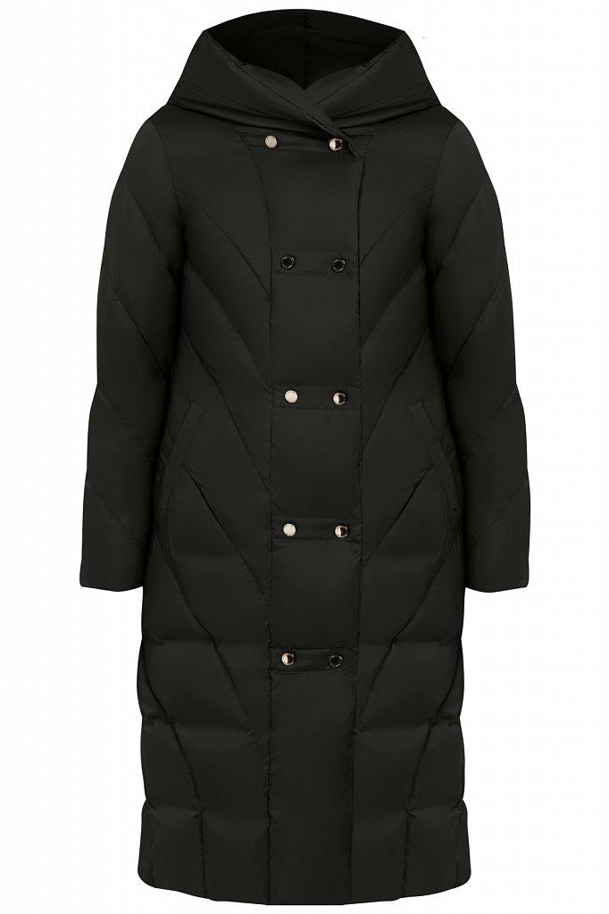 Пальто женское, Модель W19-12038, Фото №6