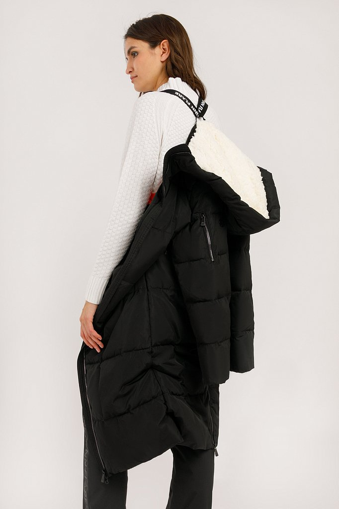 Пальто женское, Модель W19-12042, Фото №2