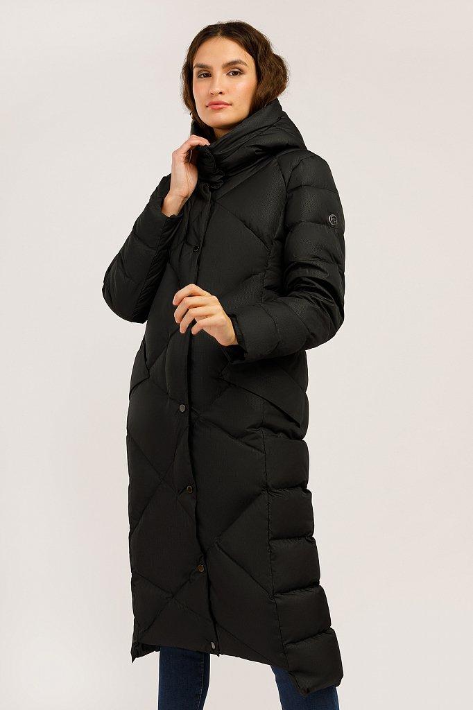 Пальто женское, Модель W19-12047, Фото №1