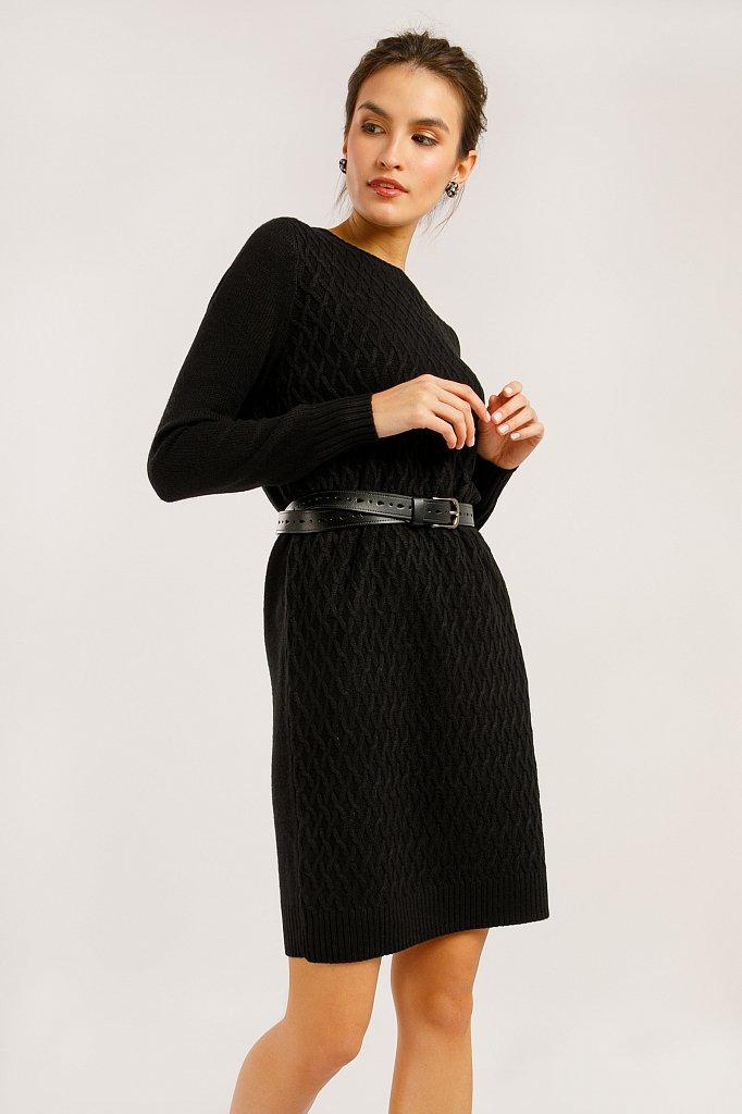 Платье женское, Модель W19-12108, Фото №1