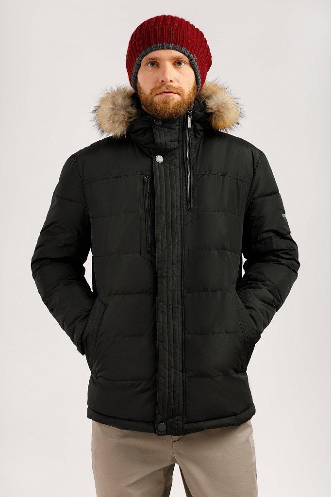 Куртка мужская, Модель W19-21000, Фото №1