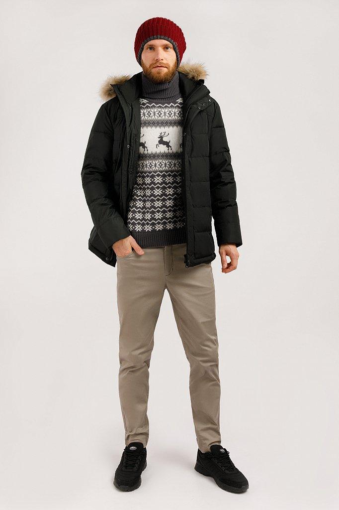 Куртка мужская, Модель W19-21000, Фото №2