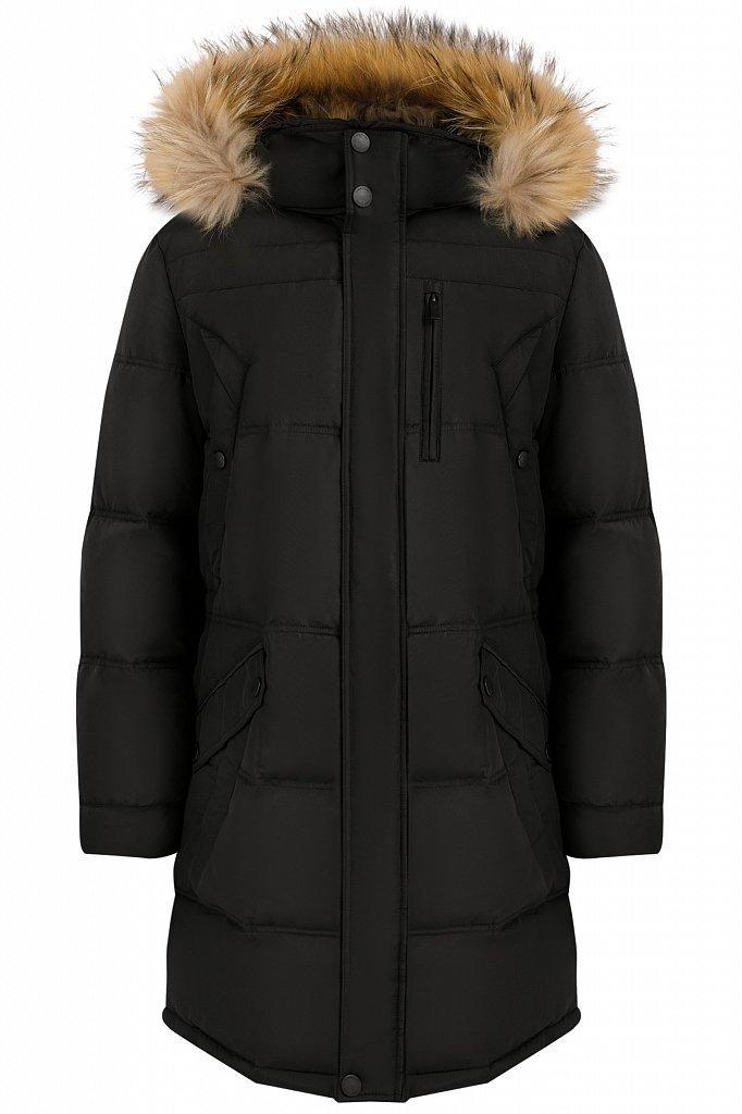 Пальто мужское, Модель W19-21004, Фото №6