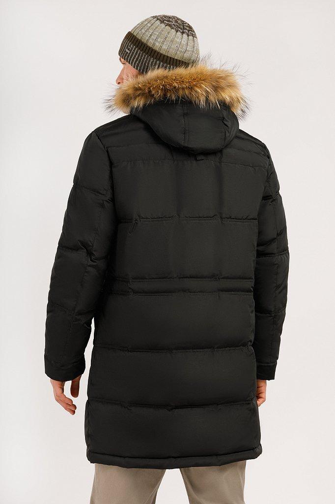 Пальто мужское, Модель W19-21004, Фото №4
