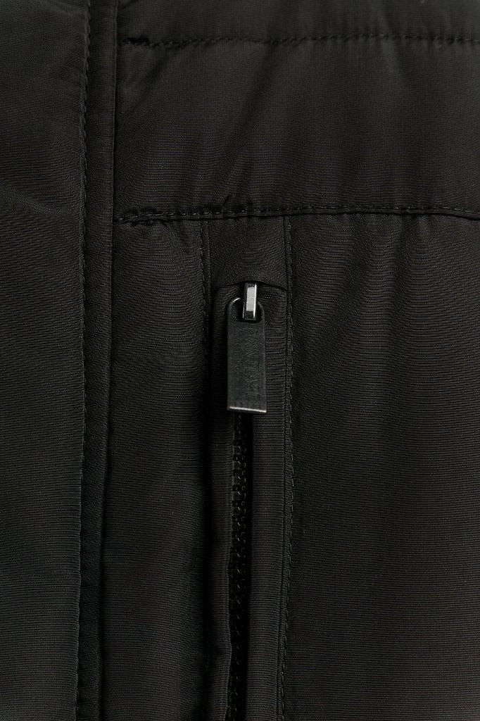 Пальто мужское, Модель W19-21004, Фото №5