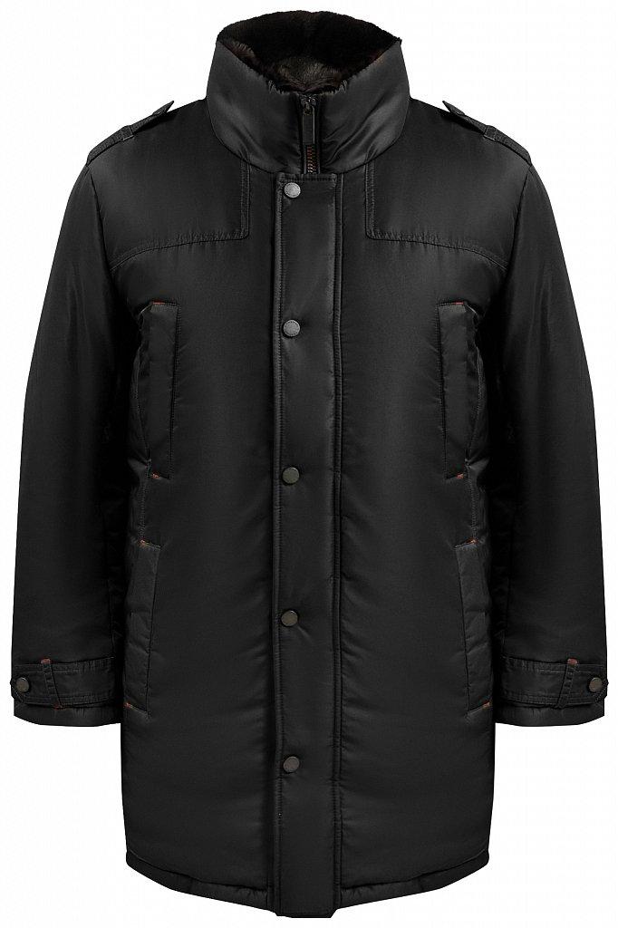 Пальто мужское, Модель W19-21008, Фото №8