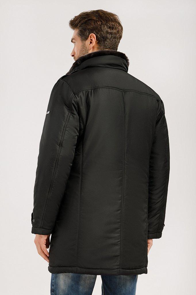 Пальто мужское, Модель W19-21008, Фото №5
