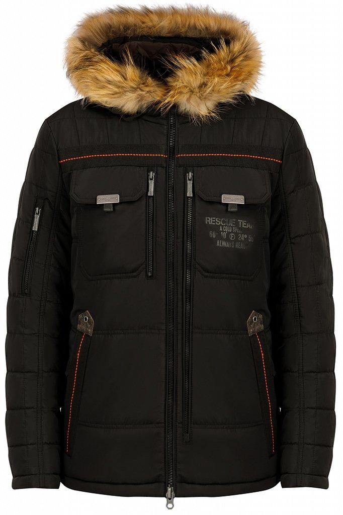 Куртка мужская, Модель W19-22004, Фото №6