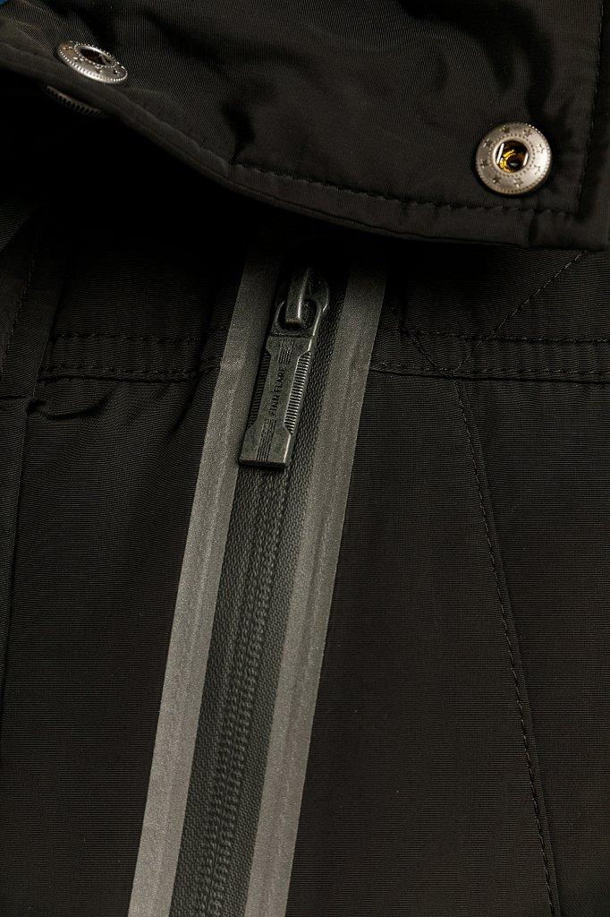 Пальто мужское, Модель W19-22007, Фото №5