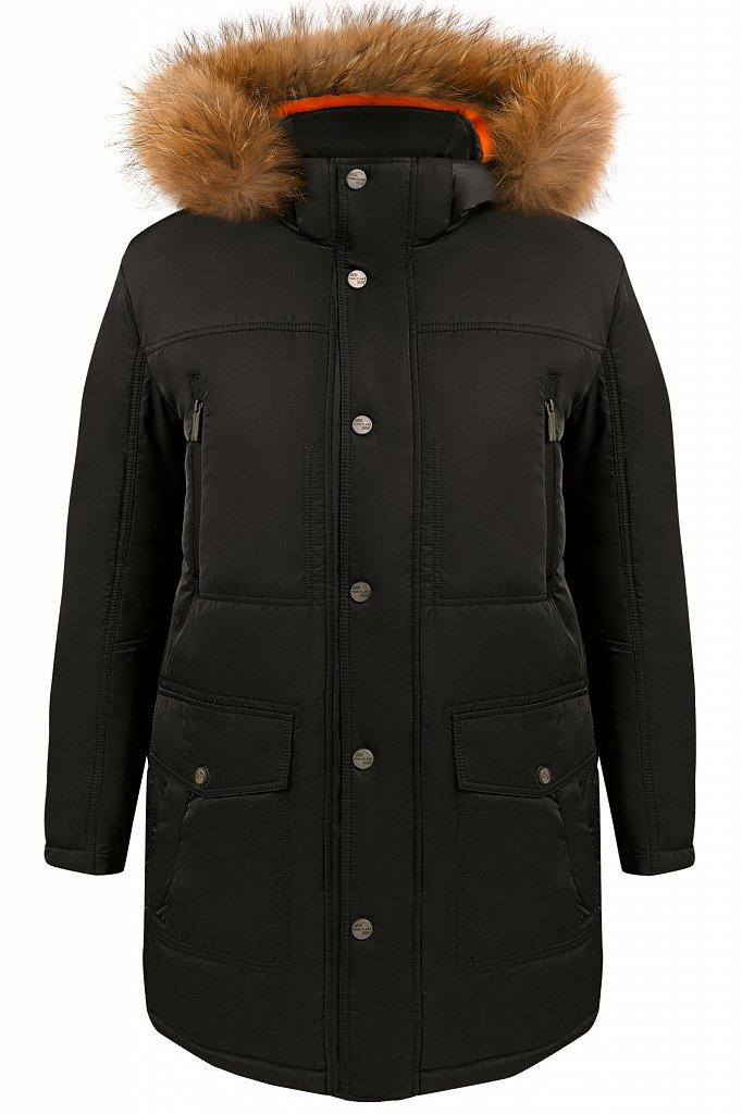 Пальто мужское, Модель W19-22012, Фото №6