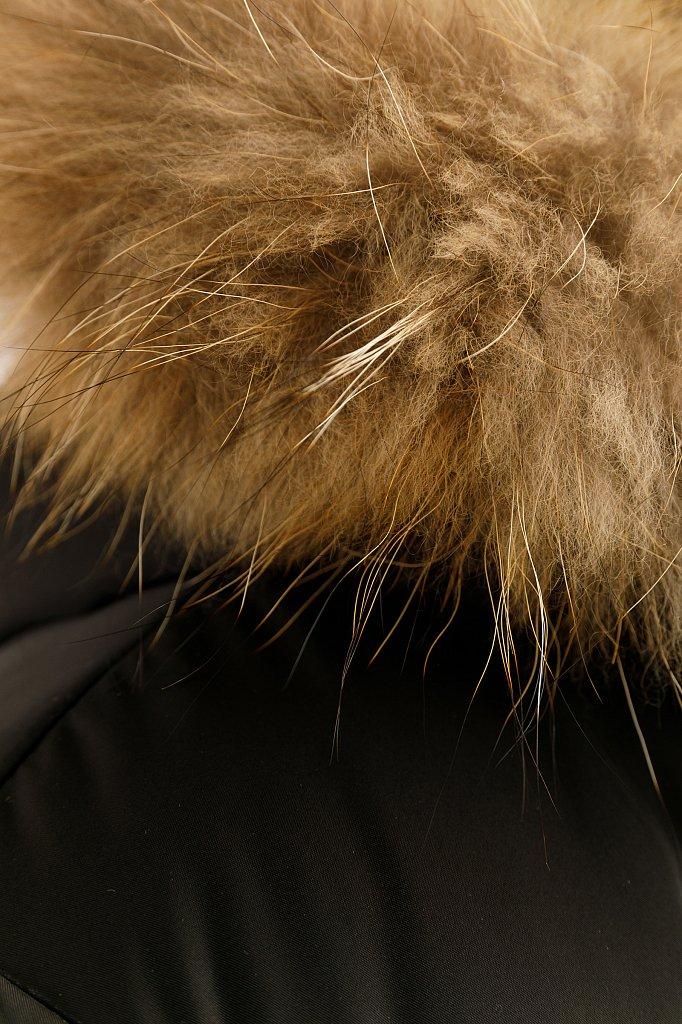 Пальто мужское, Модель W19-22012, Фото №5