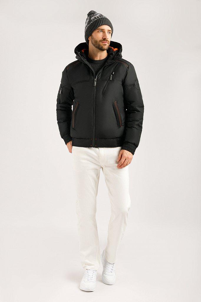 Куртка мужская, Модель W19-22024, Фото №2
