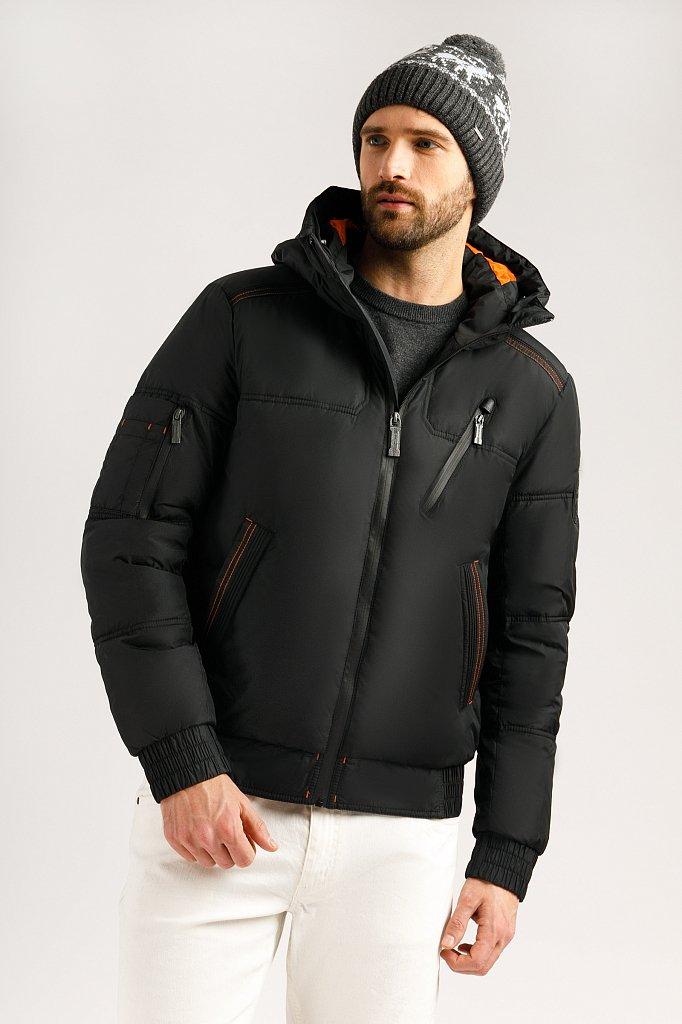 Куртка мужская, Модель W19-22024, Фото №3