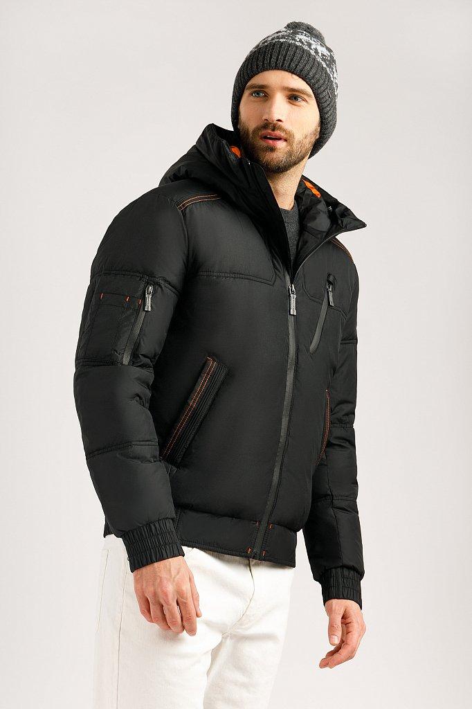 Куртка мужская, Модель W19-22024, Фото №4