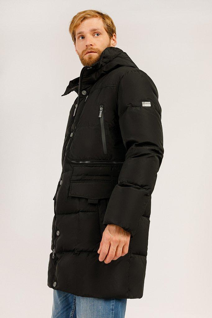 Пальто мужское, Модель W19-22027F, Фото №3
