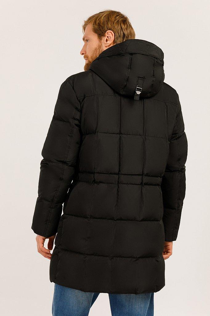Пальто мужское, Модель W19-22027F, Фото №4