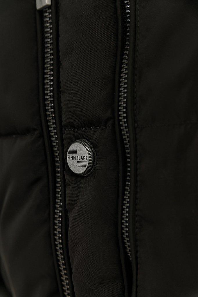 Пальто мужское, Модель W19-22027F, Фото №5