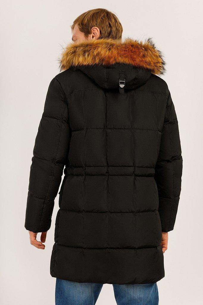 Пальто мужское, Модель W19-22027, Фото №4
