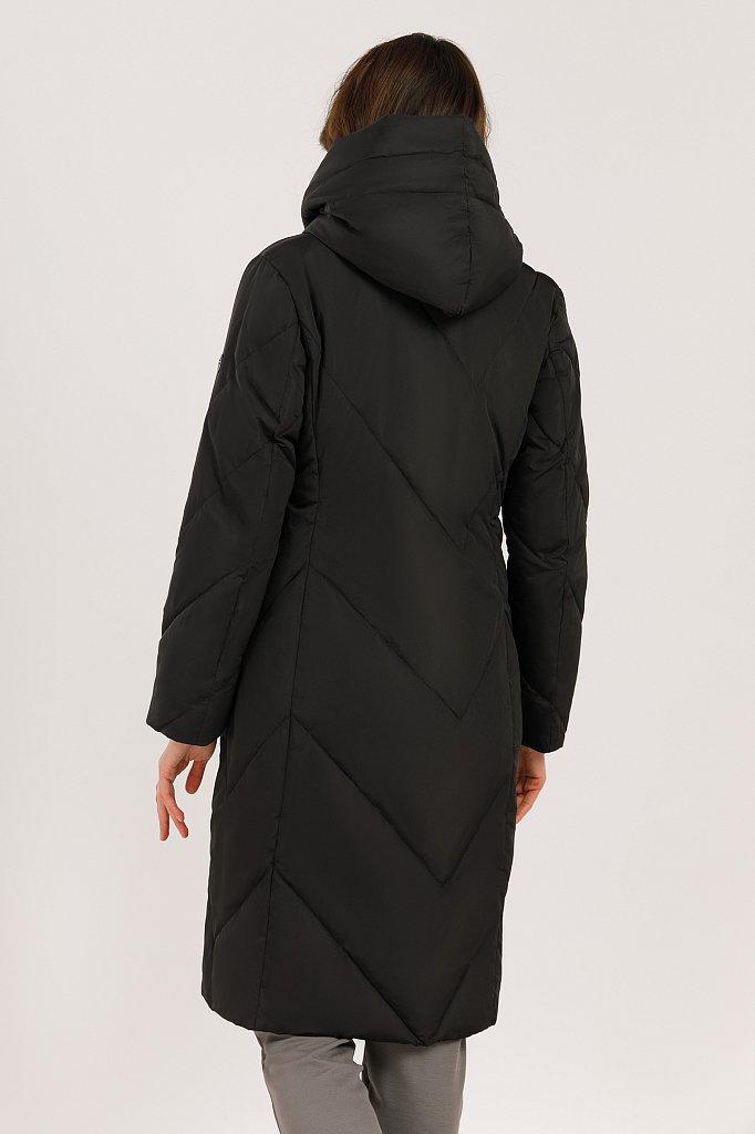 Пальто женское, Модель W19-32007, Фото №5