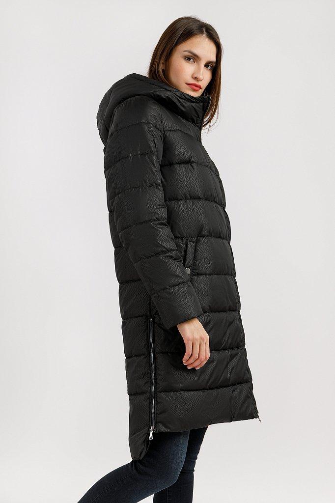 Пальто женское, Модель W19-32017, Фото №3