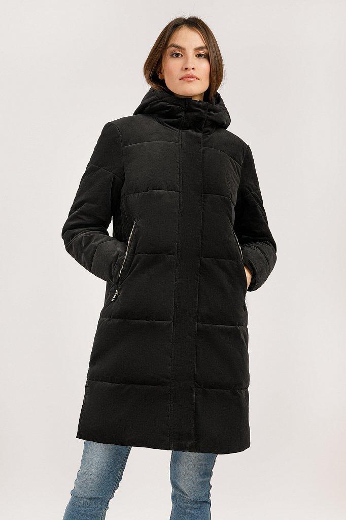 Пальто женское, Модель W19-32027, Фото №1