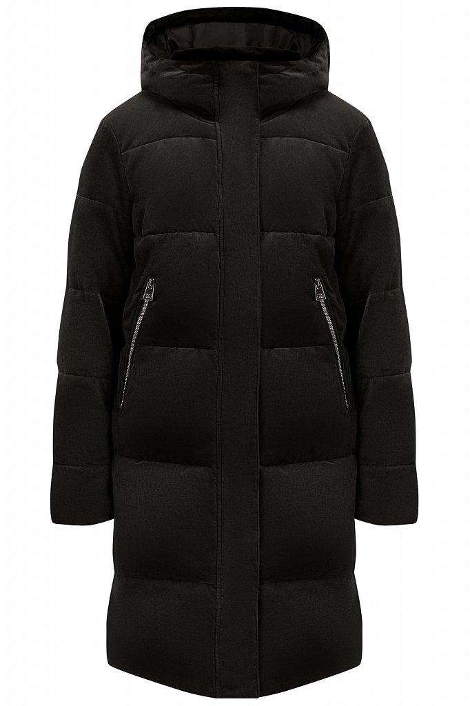 Пальто женское, Модель W19-32027, Фото №7