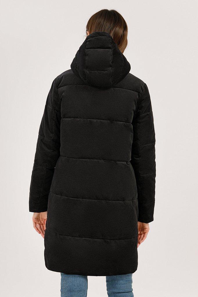 Пальто женское, Модель W19-32027, Фото №4