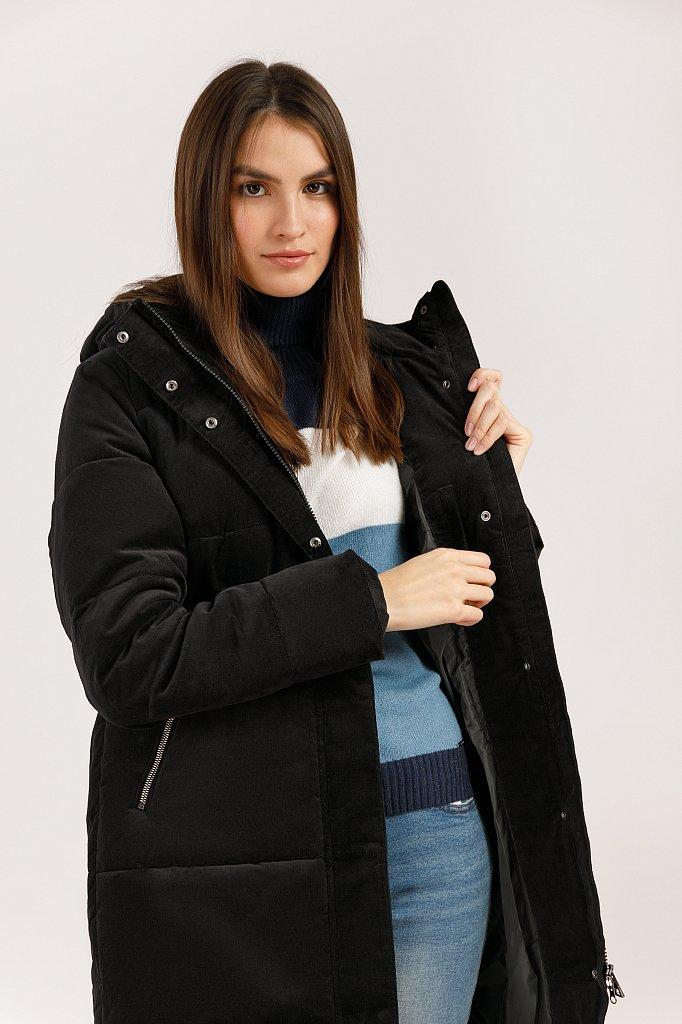 Пальто женское, Модель W19-32027, Фото №5