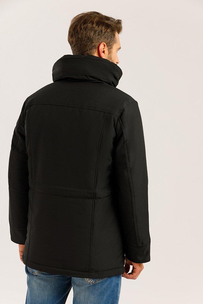 Куртка мужская, Модель W19-42005, Фото №4